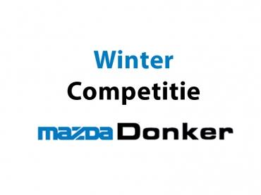 Informatie wintercompetitie Mazda dealer Donker