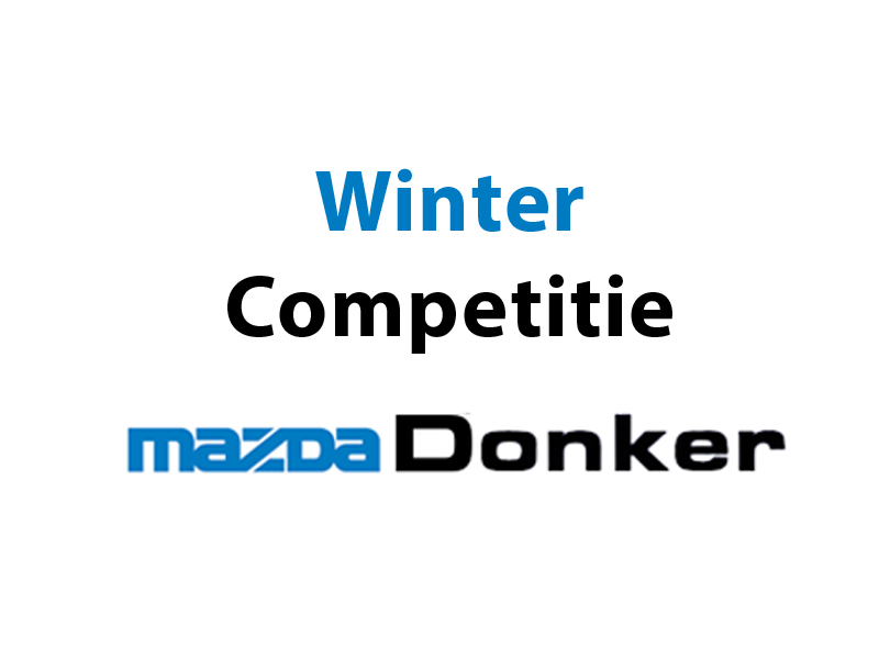 Informatie wintercompetitie Mazda dealer Donker
